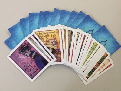 Soul Stirrings Card Deck