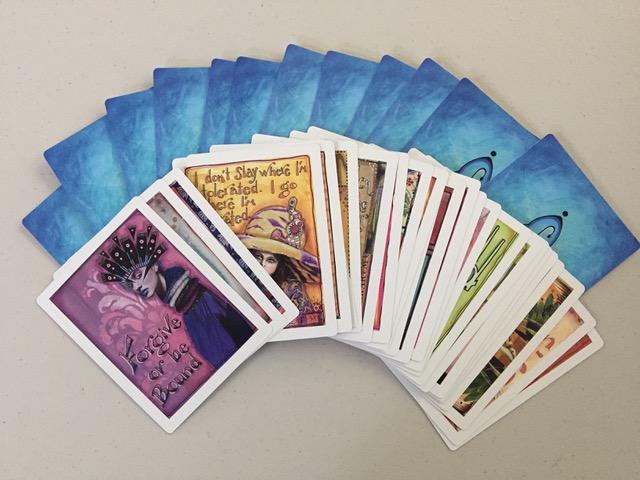 Soul Stirrings Card Deck